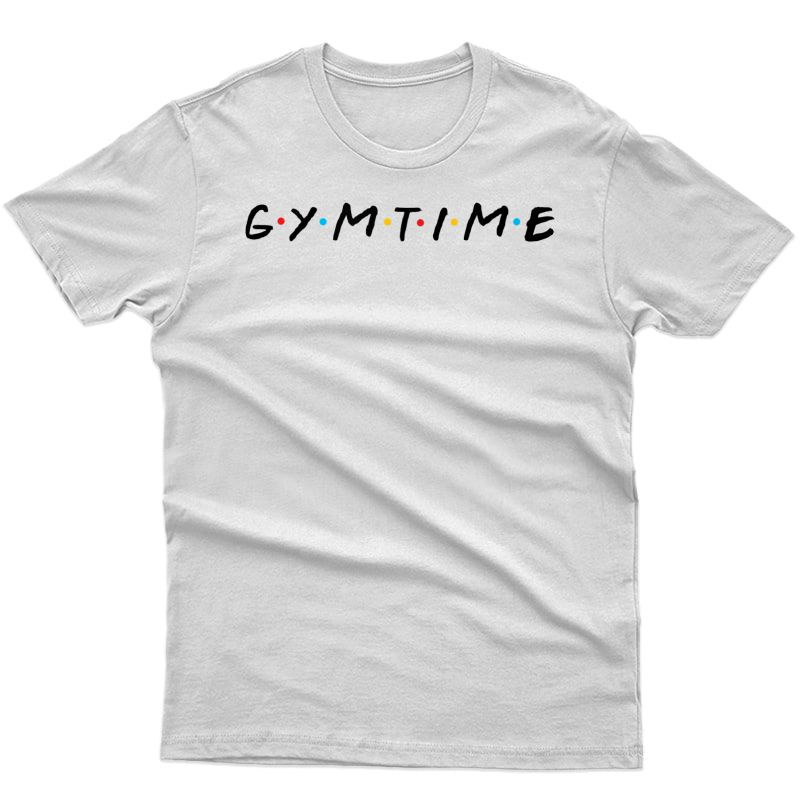 Best Friends Gym T-shirt For Weightlifters And Bodybuilders
