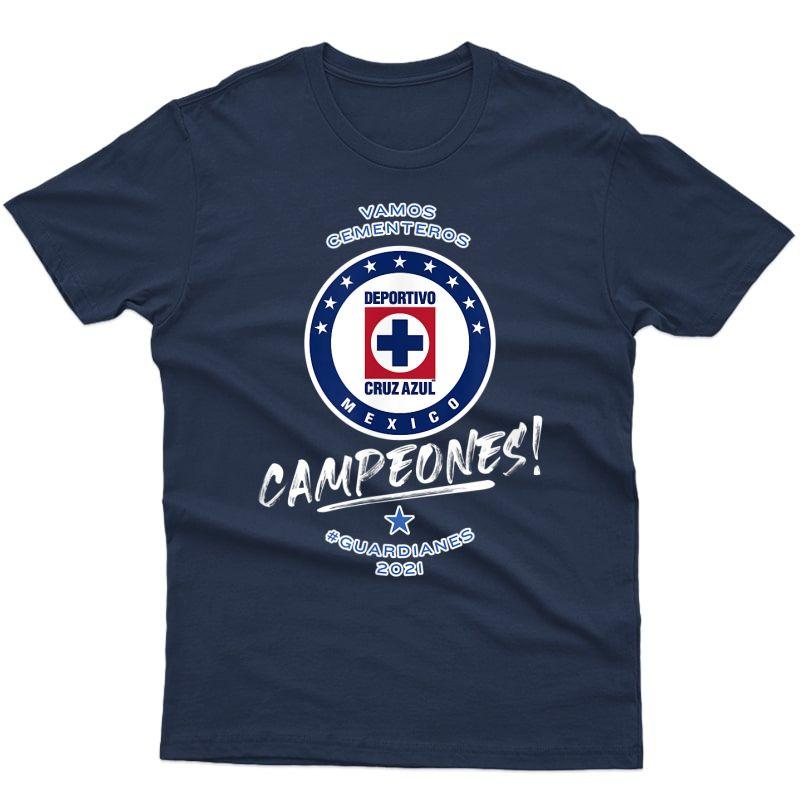 Football Fans Cruz Azul 2021 T-shirt
