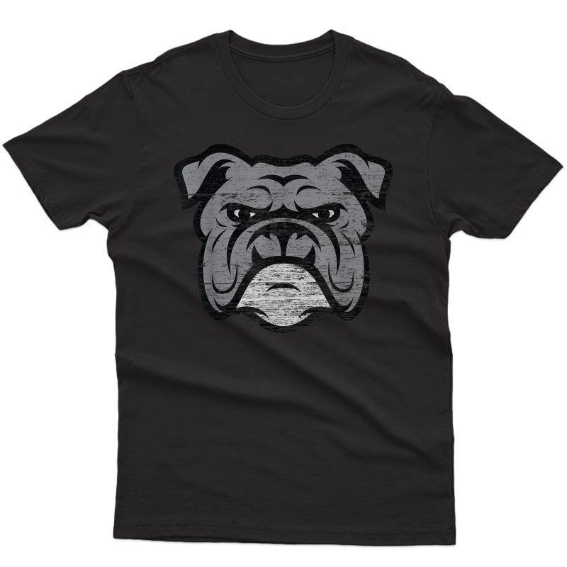 Funny Cool Bulldog Dog Lover Gifts Idea T-shirt