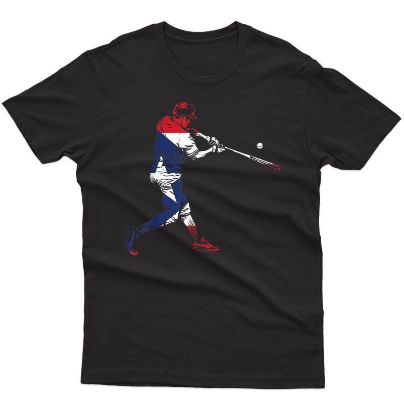 Puerto Rico Baseball Shirt | Cute Famous Island Game Gift